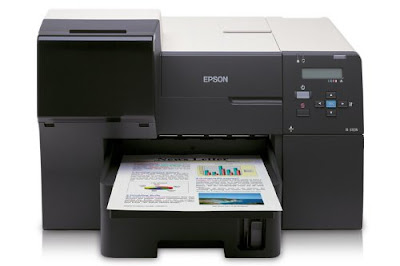 Fast color impress speeds for busy workgroups  Epson B-310N Printer Driver