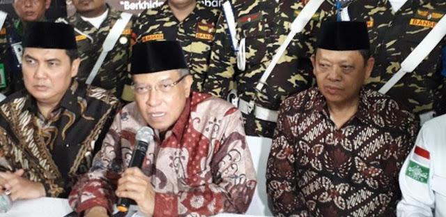 Kiai Said Aqil : Puisi Fadli Zon Lecehkan Mbah Moen, NU Marah