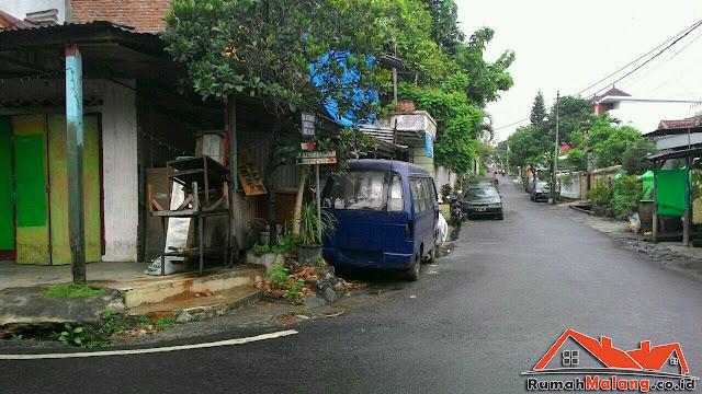 rumah murah pinggir jalan malang