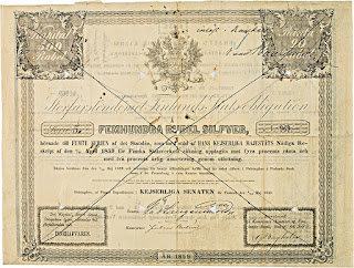 loan of 1859 (Helsinki-Hämeenlinna railway)