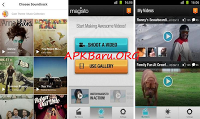 Download Magisto Video Editor & Maker Apk Terbaru