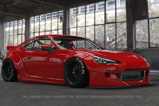 tarmac works ignition model to produce 1/64 rocket bunny