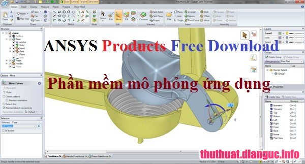 Download ANSYS Products 19.2 Full Cr@ck