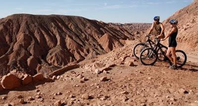 Turismo en Chile - Ciclismo en Chile