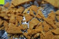 Krümel: 8 x Glutenfreie Protein Chips, 52gr pro Tüte, 20gr organic Proteine, glutenfrei, natural, healthy (BBQ)