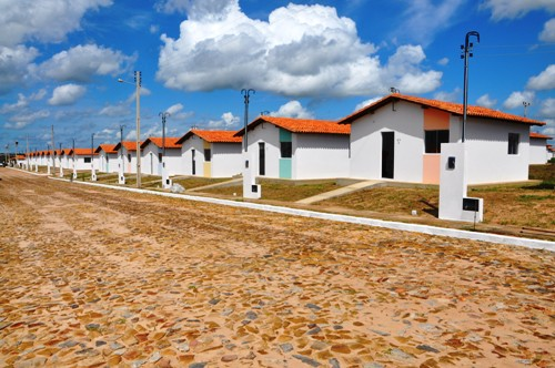 Residencial Dom Rufino II em Parnaíba