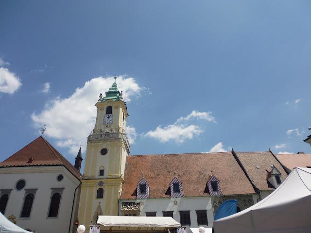 Ayuntamiento de Bratislava (@mibaulviajero)
