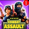 Combat Assault Mod Apk [v1.35.55] – Game bắn súng Online Mod Tiền cho Android