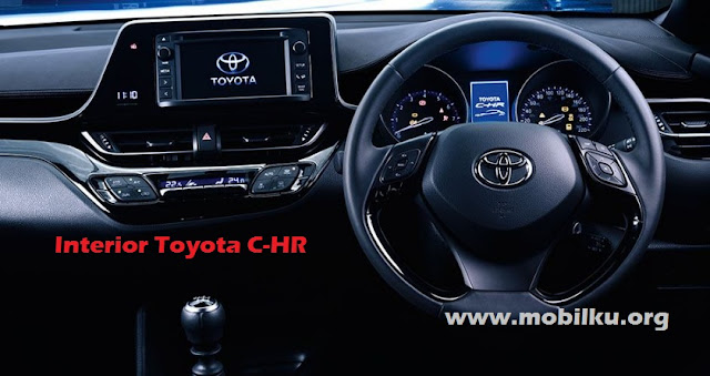 interior, CHR, Toyota, Spek, Spec, gambar, kelebihan, kekurangan, perawatan, suku cadang, dealer, resmi, bengkel