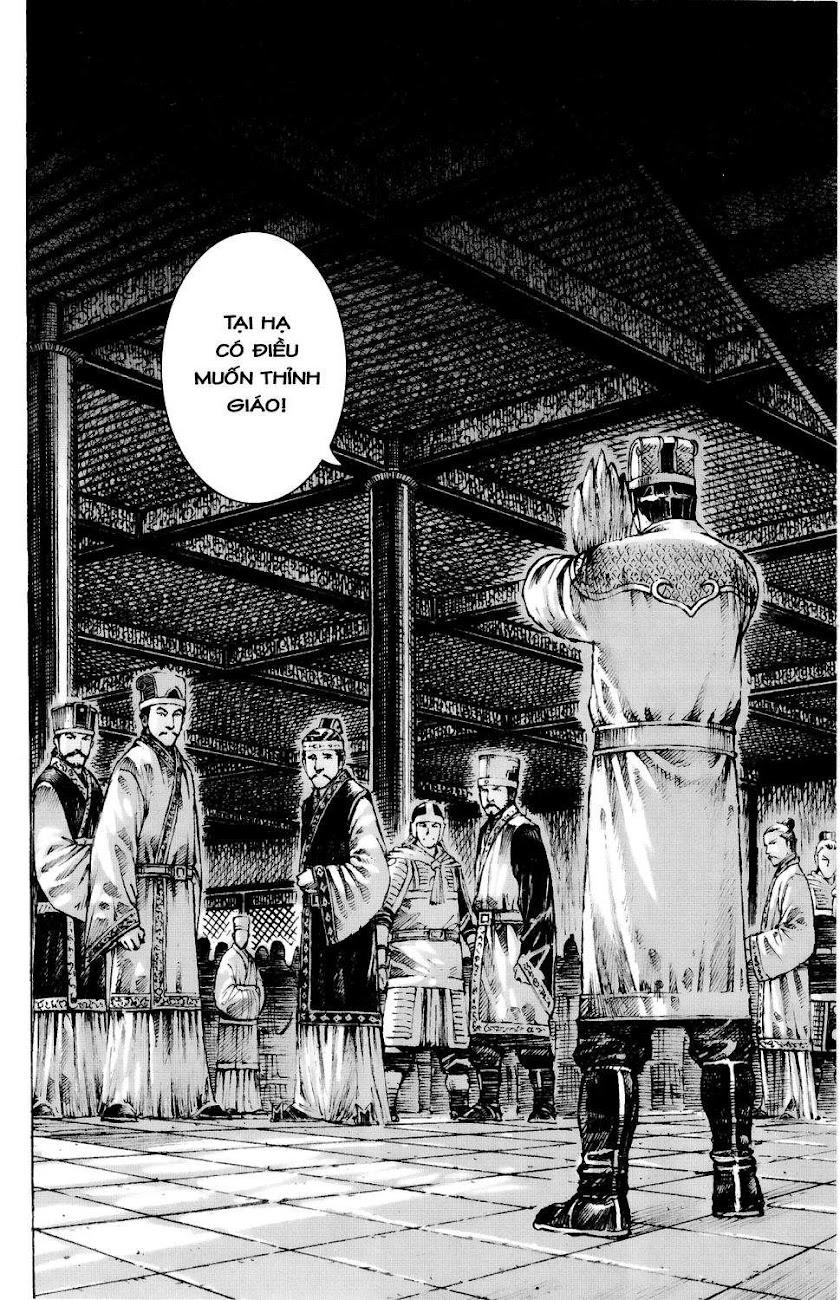 Hỏa phụng liêu nguyên Chương 398: Trên lầu dưới lầu [Remake] trang 20