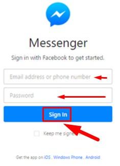 Pc facebook messenger download  Download Facebook Messenger