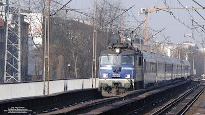Lokomotywa EU07-306, PKP Intercity, Kraków