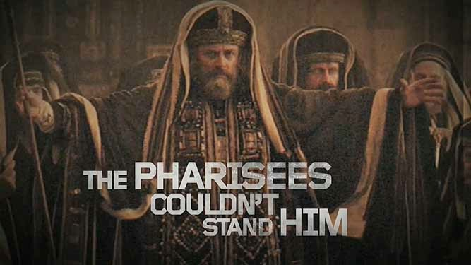 How would we translate the word pharisee today?