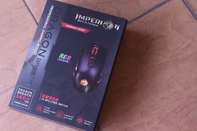 Imperion Dragon Breath S600