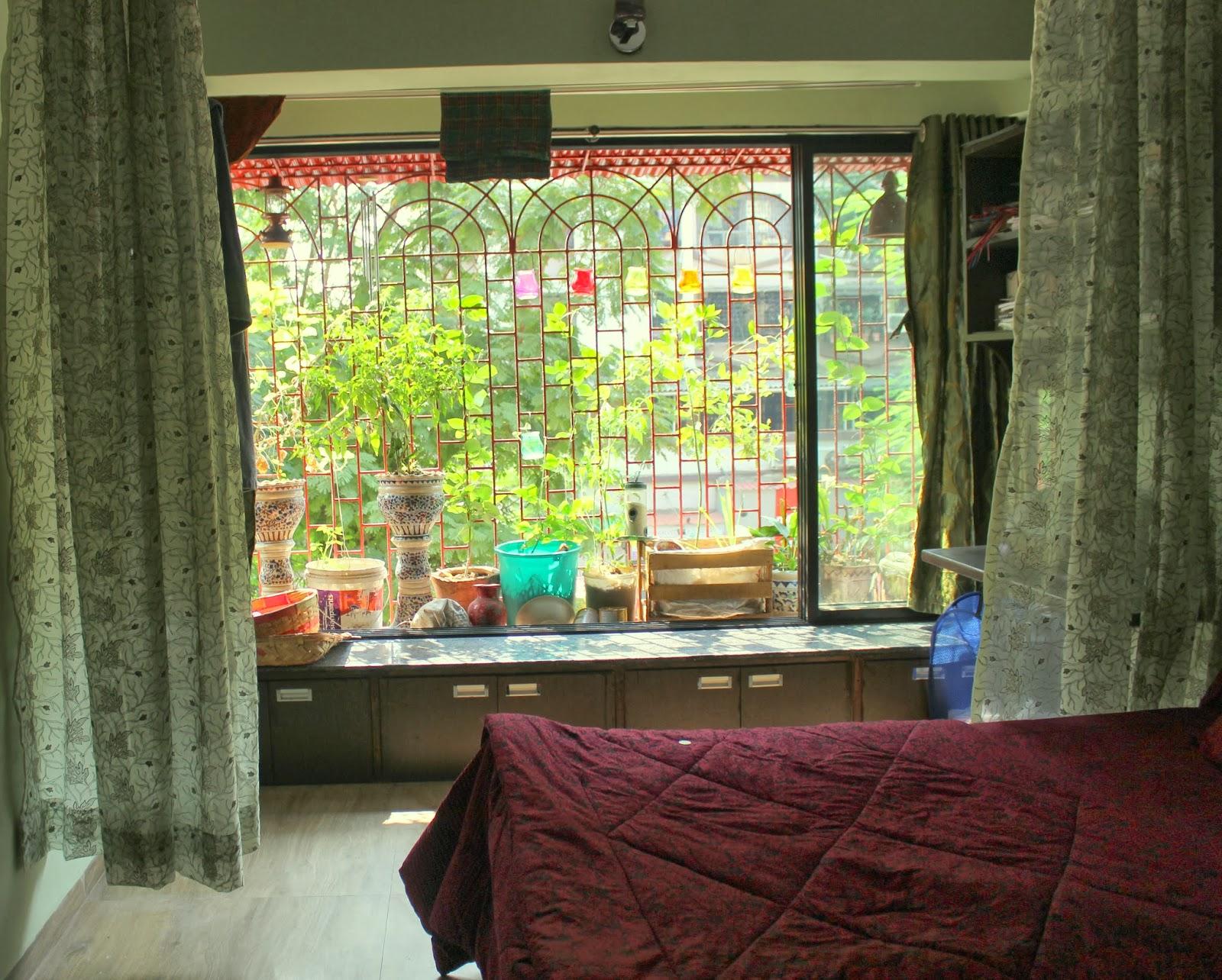 AnnaParabrahma: The Green Balcony Is Back As The Window ...
