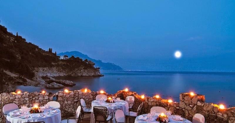 Posti da Sogno Amalfi Italia  Il Saraceno Grand Hotel 5