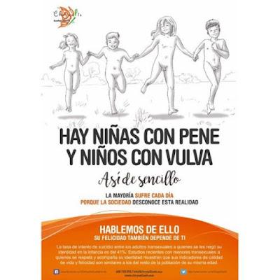 Λεωφορείο που λέει ότι τα αγόρια έχουν αντρικά γεννητικά όργανα και τα κορίτσια γυναικεία, έχει γίνει στόχος μίσους και ποινικών διώξεων