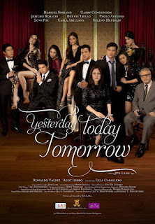 Yesterday, Today, Tomorrow is a Filipino drama film directed by Jun Luna.