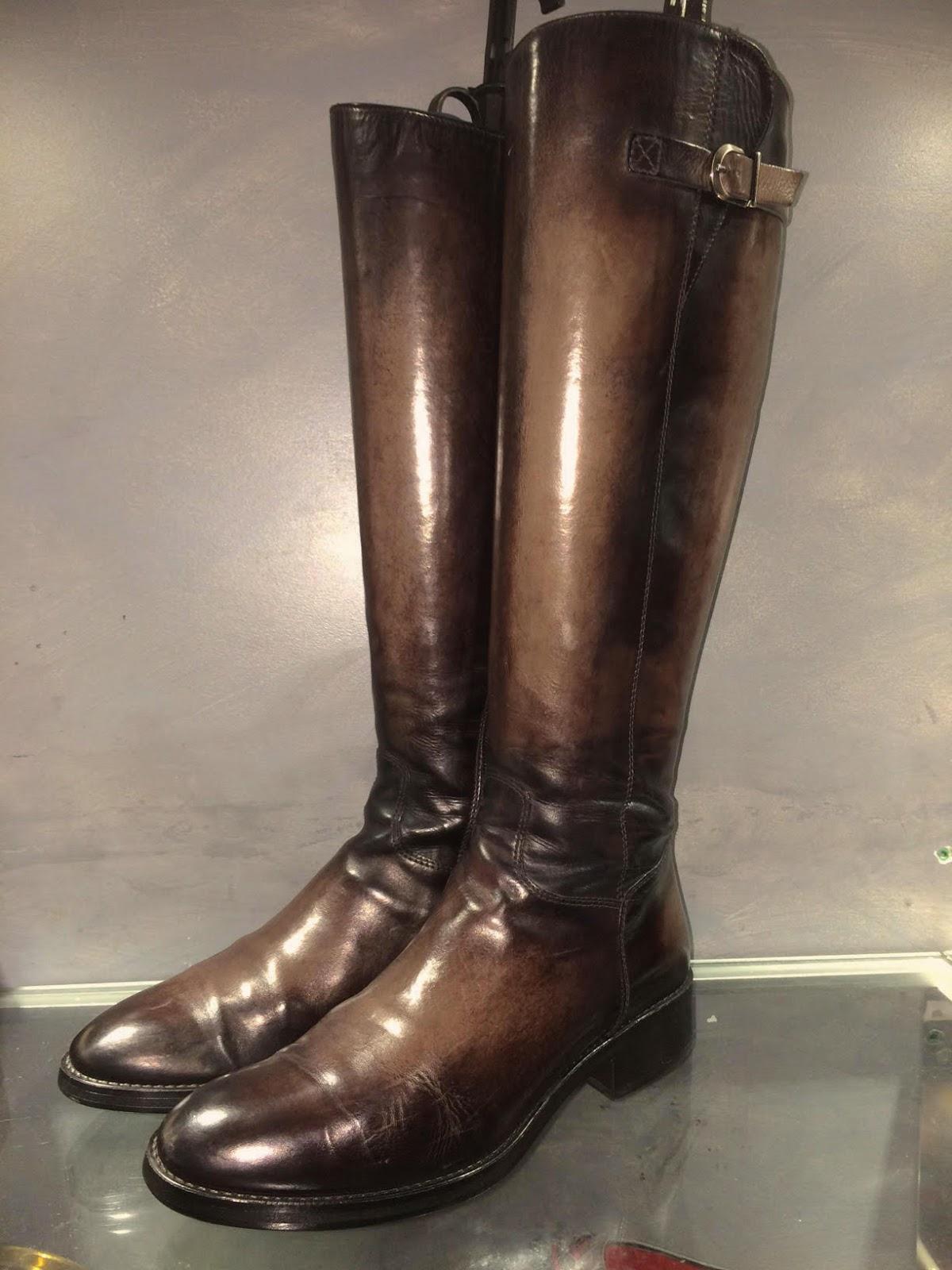 219c04bb4176 Paulus Bolten Shoe Boudoir Souliers   cuirs patinés