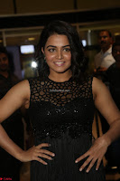 Wamiqa Gabbi in a sleeveless Black Designer Transparent Gown at 64th Jio Filmfare Awards South ~  Exclusive 116.JPG