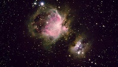 Nebulosa de Orion M42