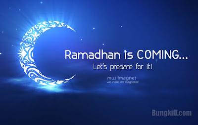Keutamaan Bulan Ramadhan dan Bekal yang Harus di Persiapkan Untuk Menyambut Bulan Suci Ramadhan