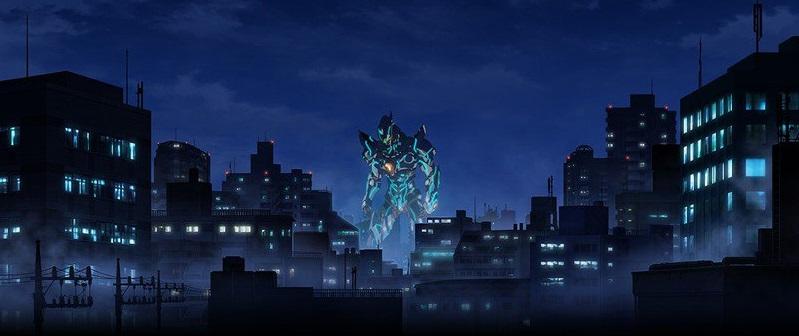 SSSS.Gridman  Anime Series Key VIsual And Teaser Trailer Revealed.