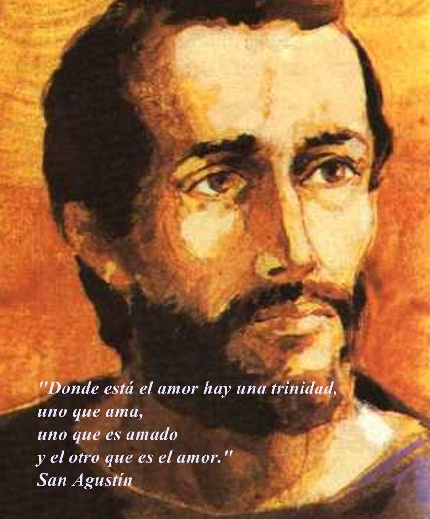 Alma Violeta Frases De San Agustín De Hipona