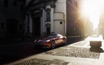 Wallpaper: Aston Martin Vanquish