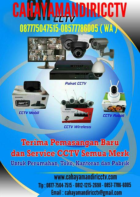AGEN AHLI TOKO JASA PASANG CAMERA CCTV Kramat
