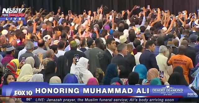 pemakaman Muhammad Ali