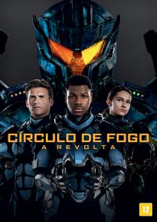 Círculo de Fogo: A Revolta Dublado Online