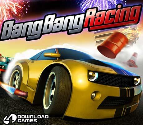 لعبة سباق السيارات Bang Bang Racing