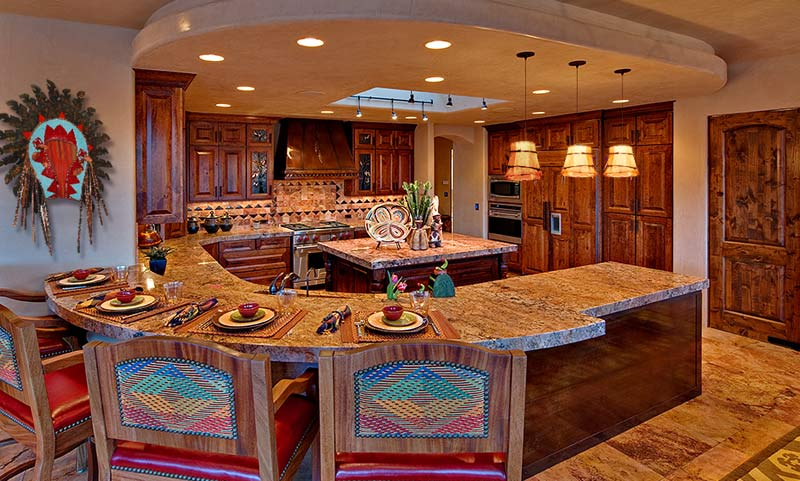 Western Kitchen Design Become Inspired Stylish Home