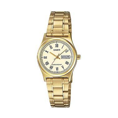 Jam Tangan Wanita Casio Gold