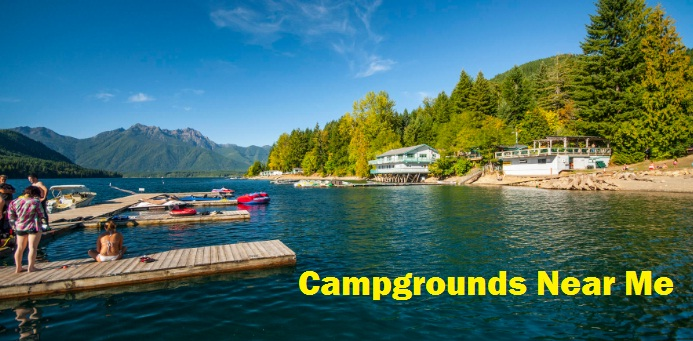 campgrounds within 100 miles of me