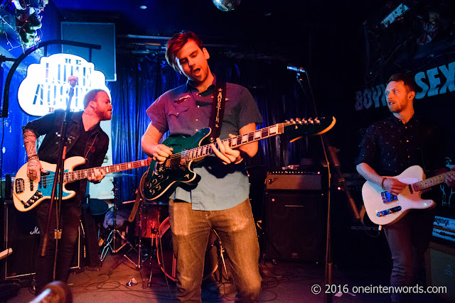 The Luke Austin Band at Bovine Sex Club for NXNE 2016 June 16, 2016 Photos by John at One In Ten Words oneintenwords.com toronto indie alternative live music blog concert photography pictures