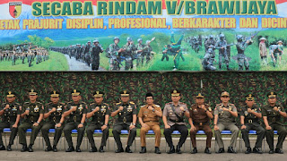 Wabup Muqit : TNI Sebagai Saudara yang Tidak Bisa Dipisahkan