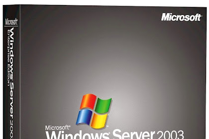 Cara Install Windows Server 2003