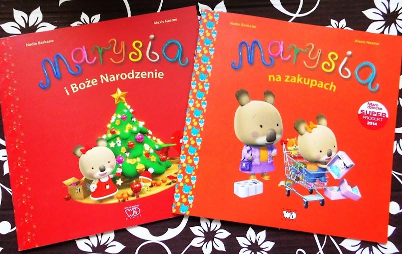 Marysia i Boże Narodzenie, Marysia na zakupach - Nadia Berkane, Alexis Nesme