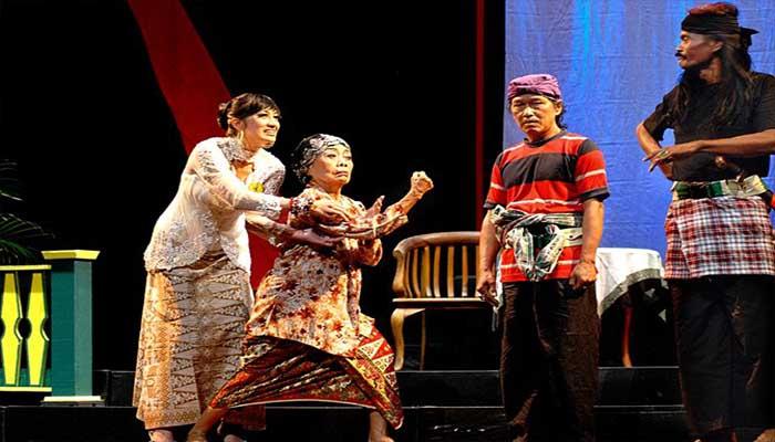 Lenong, Teater Tradisional Dari Betawi Jakarta