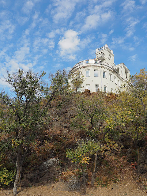 Хабаровск - Амурский утес (Khabarovsk - Amursky cliff)