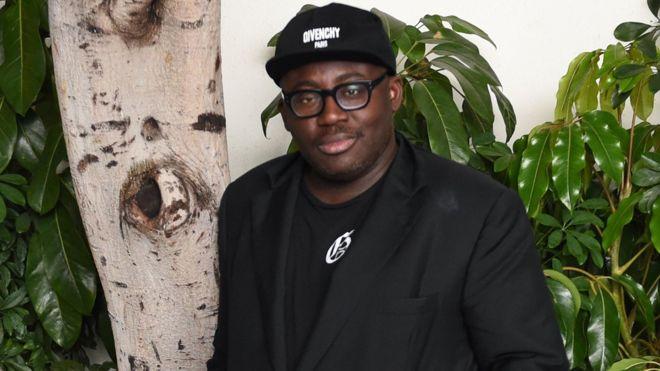 Ghanaian Edward Enninful has been hired as the new editor at British Vogue