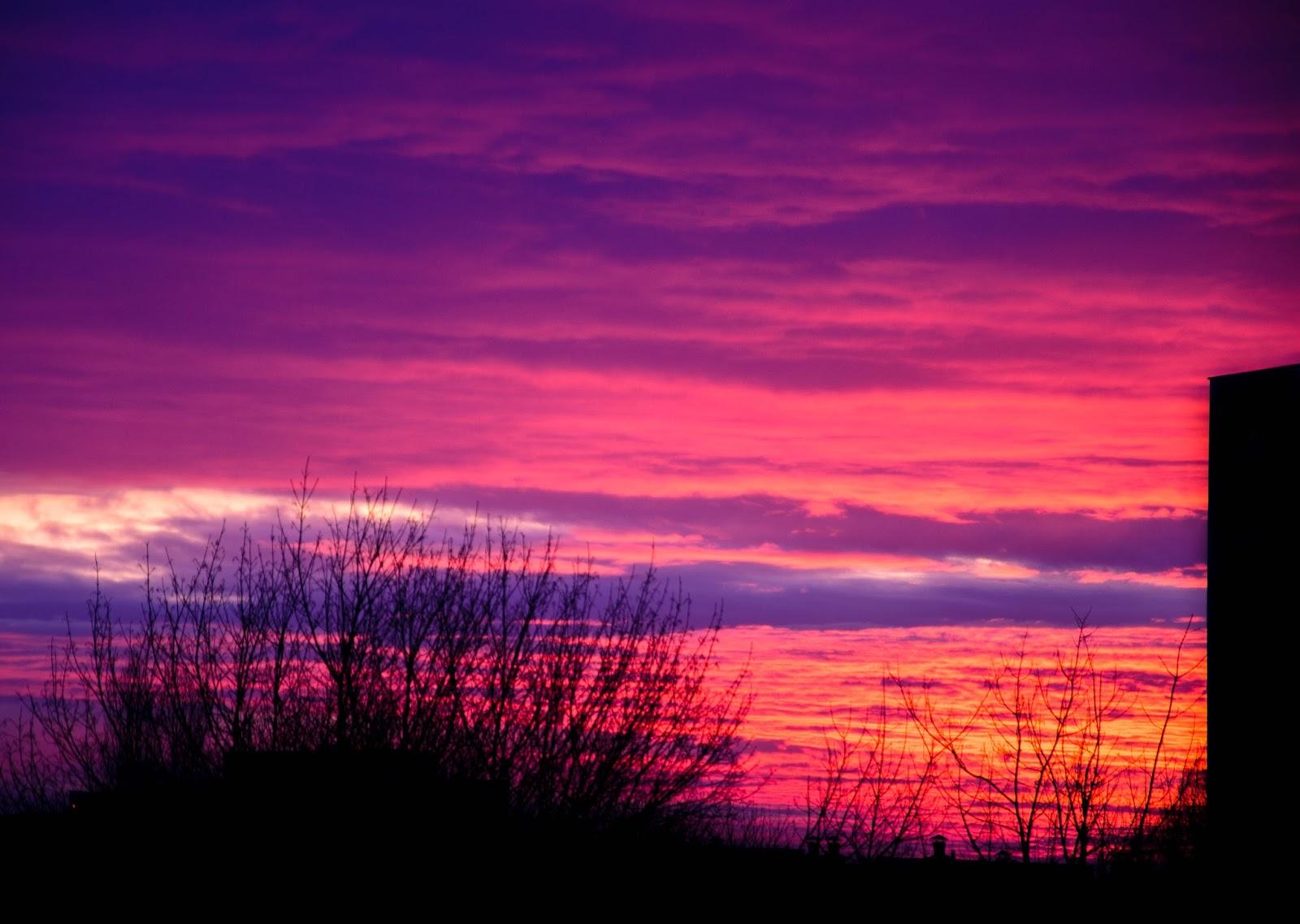 86b5348cd9 Zątek fotograficzny  Poranne niebo