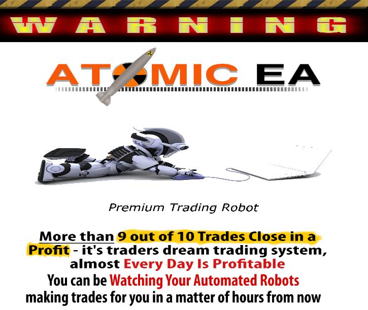 Forex atomic ea