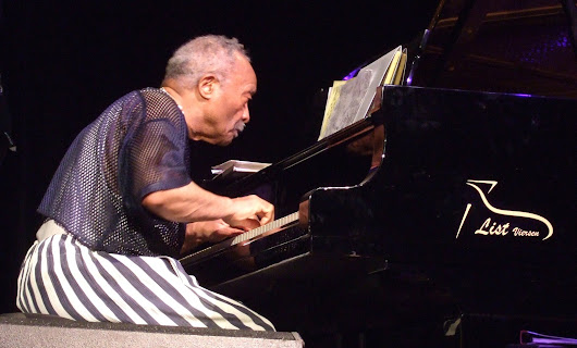 Jazz pianist Cecil Taylor's $500,000 prize money stolen