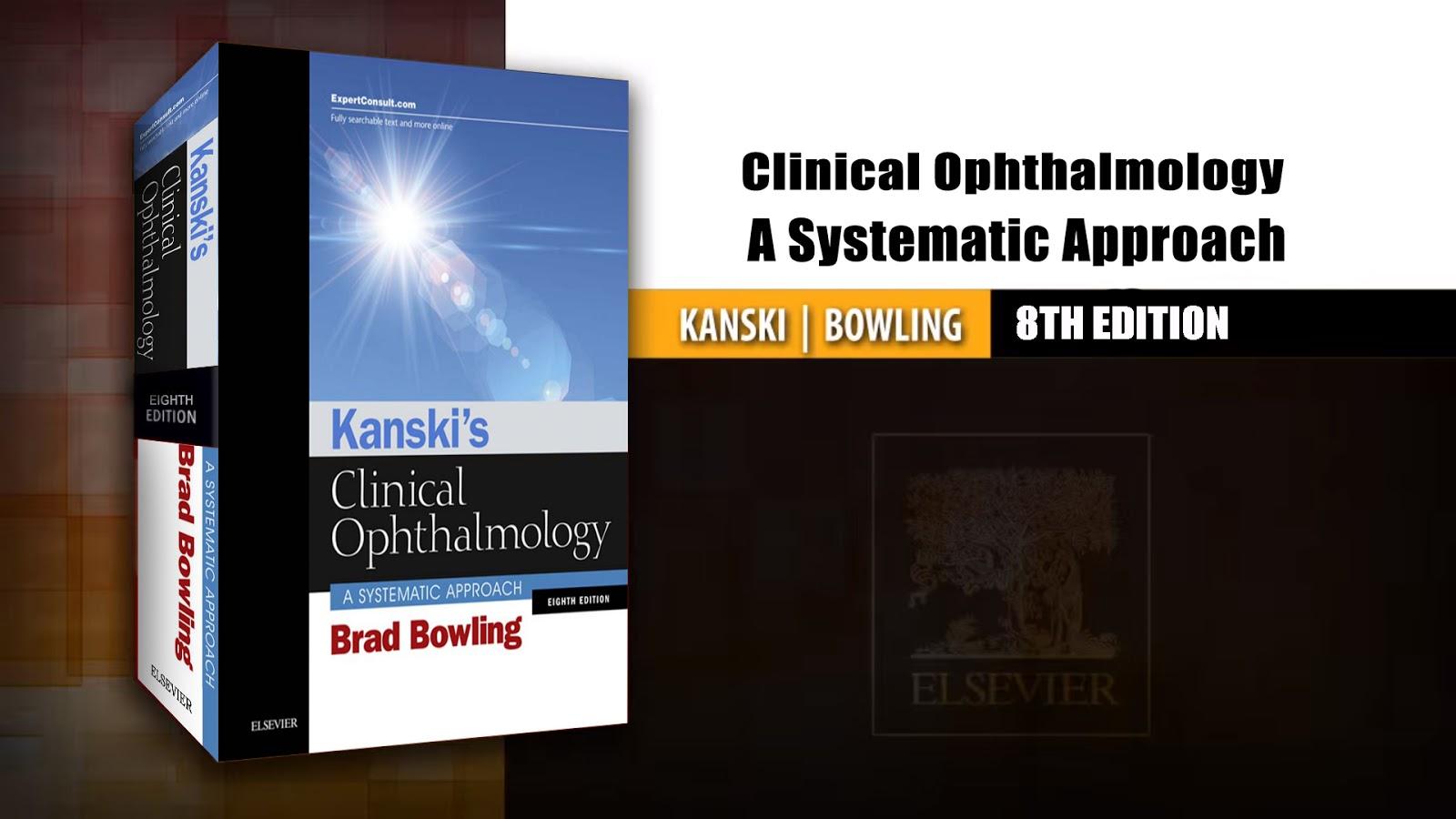 Ophthalmology Book Pdf
