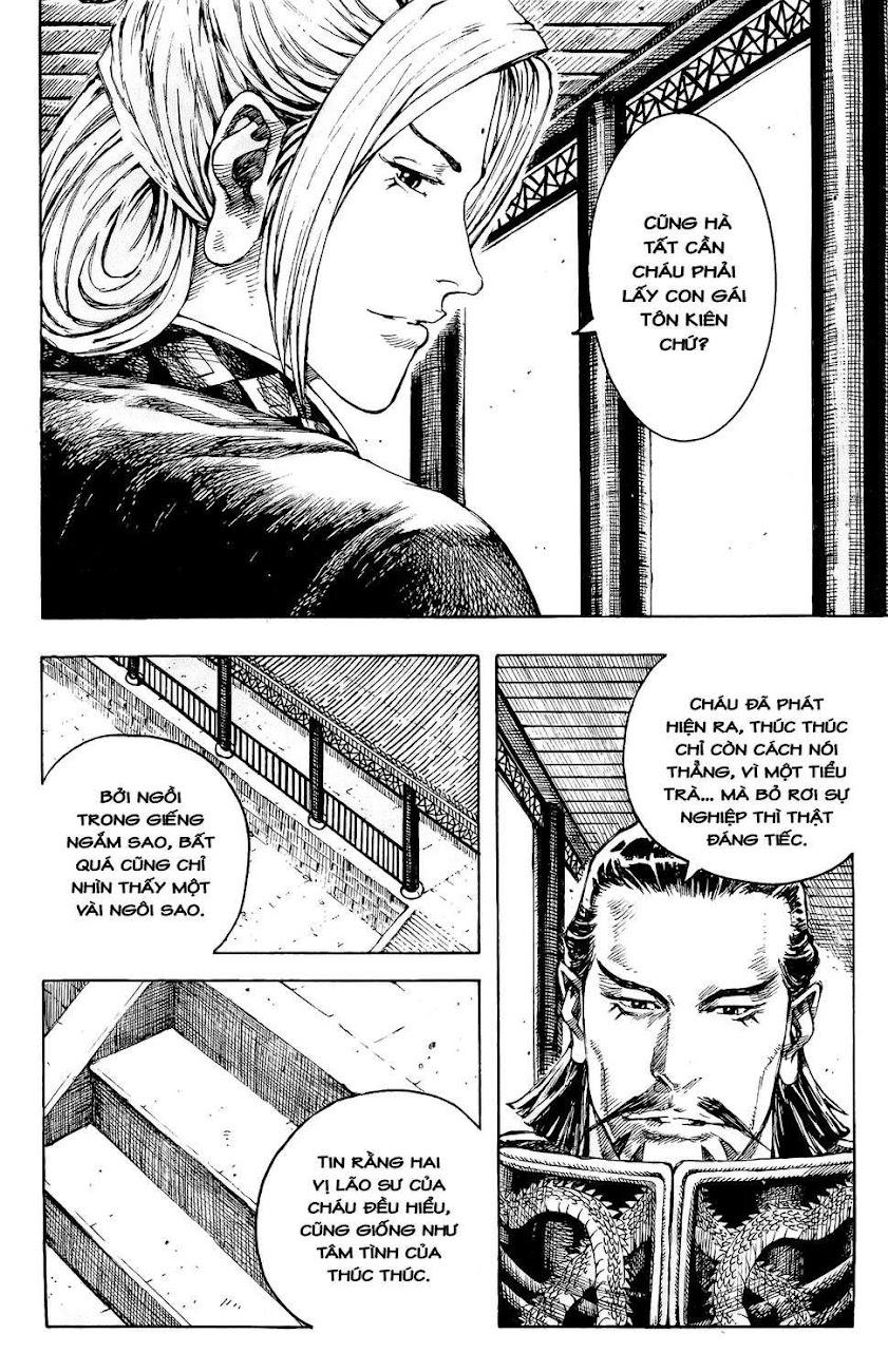 Hỏa phụng liêu nguyên Chương 351: Ma vương hoàn mộng [Remake] trang 8