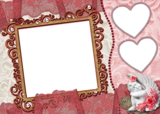 Love Frame Png Transparent Images 1293: Photoscape And PhotoShop Effects & Tutorials: Love Frames