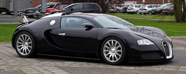 kumpulan mobil mewah, mahal, dan keren di dunia.